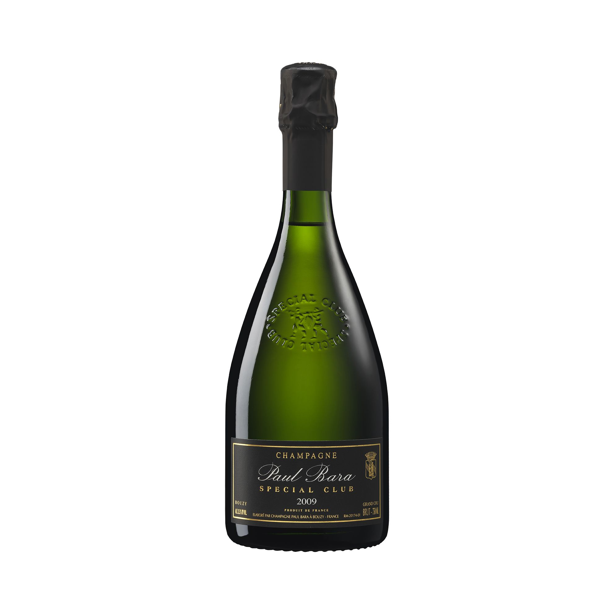 Champagne Paul Bara Special Club Grand Cru 2009